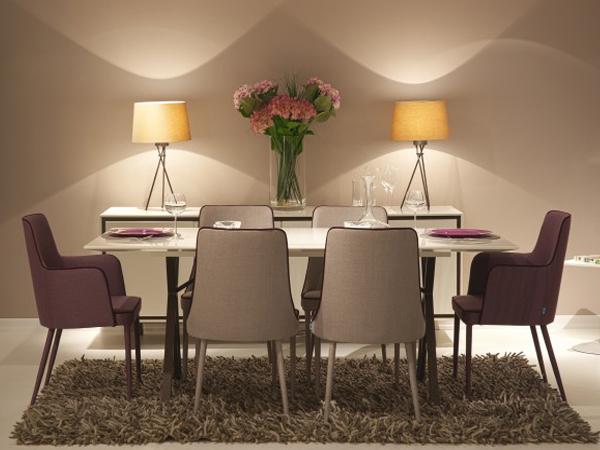 Stoly a židle - Studio D interiery